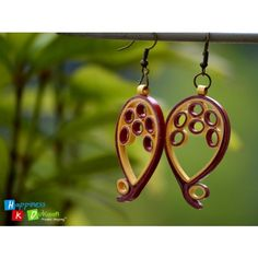Colour Fusion Handmade Earrings-Jewellery-Happiness Ki Dukaan