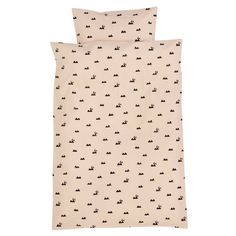 Rabbit Bedding Set Ferm Living Kids Baby Children- A large selection of Design on Smallable, the Family Concept Store - More than 600 brands. Duvet Bedding Sets, Pink Bedding, Luxury Bedding, Ideas Habitaciones, Rabbit Baby, Pink Rabbit, Kartell, Childrens Beds, Bed Sets
