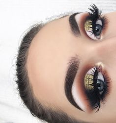 Cute eye make up Kiss Makeup, Cute Makeup, Prom Makeup, Pretty Makeup, Makeup Salon, Makeup Studio, Makeup Box, Makeup Goals, Makeup Inspo