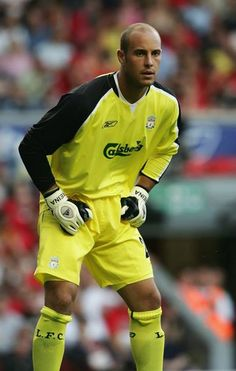 2005 - Pepe Reina makes his Liverpool debut in a Champions League qualifier against TNS