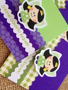 Tarjetas personalizadas para niños