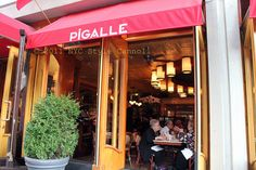 pigalle on 48th & 8th for midtown lunch special or happy hour c-tails!