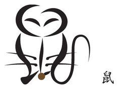 干支にまつわるエトセトラ: 日々常々草 Chinese Calligraphy, Caligraphy, Chinese New Year 2020, Year Of The Rat, Red Envelope, Pattern Illustration, Chinese Painting, Watercolour Painting, Line Drawing