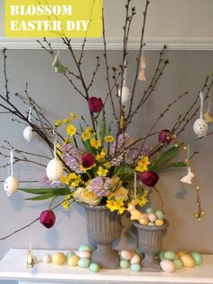Easter decorations - Florence Finds
