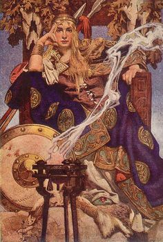 """The Roman historian Plutarch described a battle in 102 B.C. between Romans and Celts: """"the fight had been no less fierce with the women than with the men... the women charged with swords and axes and fell upon their opponents uttering a hideous outcry."""" Women warriors were common among the native people of Britain. Julius Caesar remarked that it was hard to face the painted tribes people from the North but that their women were even more fearsome and terrible!"""