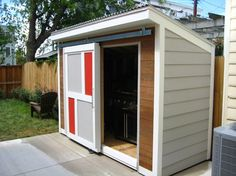 OLD TOWN SHED - contemporary - garage and shed