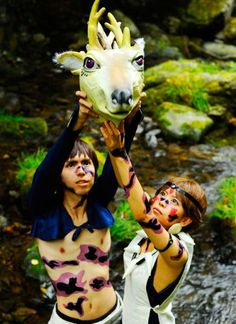 Some of the best Studio Ghibli cosplay ever.