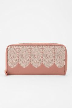 remi   reid Lace Checkbook Wallet - Urban Outfitters c2ee9d9045