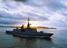 the french navy lafayette class frigate gupratte designated light stealth frigate in the french navy