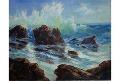 Dramatic Seascape on OneKingsLane.com