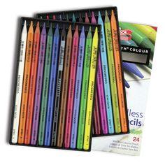 Koh-I-Noor Progresso Woodless Colored Pencil Sets - JerrysArtarama.com