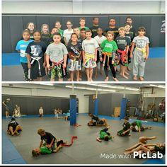 21 kids tonight in our NO GI BJJ kids class. Great bunch of kids working hard. # kidsbjj #nogi #ulimatemma #karate #kidsbjjct ultimatemmact.com
