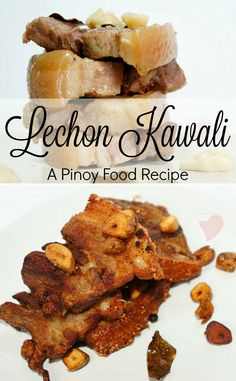 This Lechon Kawali recipe is a combination of inspirations over the years. #PinoyFood