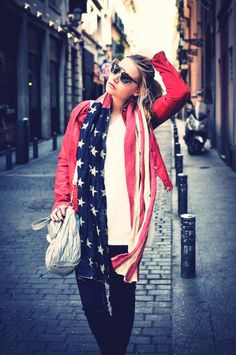 American even when abroad
