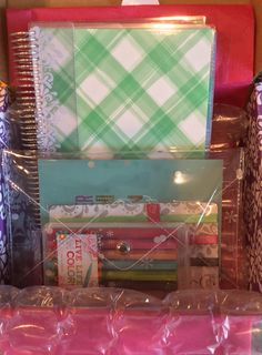 Erin Condren Life Planner Bundle Pack!!