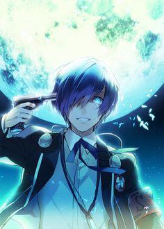 Artist: Black Akazome | Shin Megami Tensei: Persona 3 | Yuuki Makoto