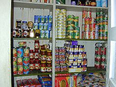 How to plan and create a food stockpile