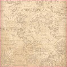 50x50cm rizspapír szalvéták : 50x50cm Rizspapír - Geography