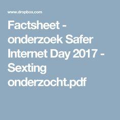 Factsheet - onderzoek Safer Internet Day 2017 - Sexting onderzocht.pdf