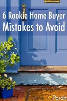 Don't let the home buying process overwhelm you. http://advice.porch.com/first-time-home-buyer-mistakes-common/?tid=social_pinterest_~~_~~_~~_~~_~~_~~_~~_~~_~~_~~