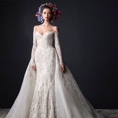 Rami Al Ali Wedding Dress Collection | Bridal Musings Wedding Blog 6