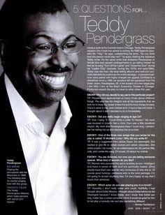 5a47b0cc9fb Teddy Pendergrass by Whitney Thomas- Ebony Magazine June 2008
