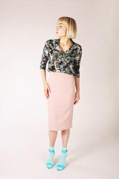 Zaria Pencil Skirt - Named