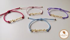 Estas chapas son ideales para el día de la madre, aunque también para regalar en cualquier otro momento.