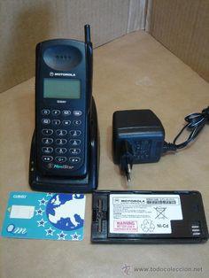 ANTIGUO TELEFONO MOVIL - MOTOROLA 6300 ¡¡ COMPLETO Y FUNCIONANDO ¡¡¡¡ MOVISTAR (Teléfonos - Teléfonos Antiguos) Electronics, Phone, Vintage Phones, Telephone, Mobile Phones, Consumer Electronics
