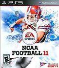 NCAA Football 11 (Sony PlayStation 3 2010)