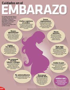 Cuidados en el embarazo : )