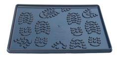 Odkladací priestor na mokrú obuv | Predložky, koberčeky | Fortel