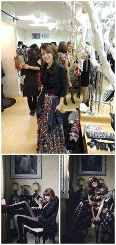 Will you miss MS SCANDAL? (http://www.apparelnews.net/news/2013/dec/24/ms-scandal-regular-clothes-how-dull/) #MS #Scandal #Pop #Up Fashion #ApparelNews