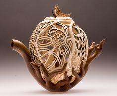 Joey Richardson   'Rendevous Teapot'
