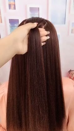 hairstyles for long hair videos Hairstyles Tutorials Compilation 2019 Part 76 short hair styles for girls - Hair Style Girl Natural Hair Styles, Short Hair Styles, Hair Upstyles, Long Hair Video, Hairstyles Haircuts, Hairstyles Videos, School Hairstyles, Black Hairstyles, Braided Hairstyles