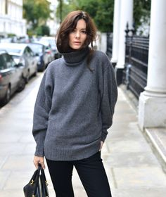 cashmere knit by Joseph
