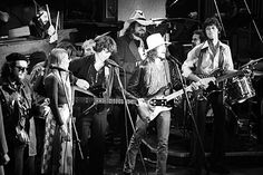 the band | The Band Gives Grudging Thanks in 'The Last Waltz' Turkey Day Fest ...