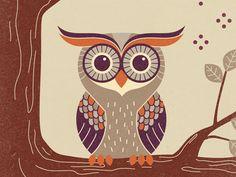 40+ Creative Owl Logo, Icon and Illustration Designs