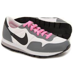 Кроссовки Nike - Metro Plus CL (GS) - TM61851701 - женские | Интернет-магазин Topmall