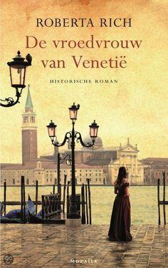 De vroedvrouw van Venetie - Roberta Rich