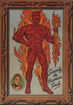 The Original Human Torch is one of the first superheroes of the Marvel Universe, his history spanning over 70 years of publications. Below is an abridged version of his history. For an unabridged accounting of his history, see Human Torch (Android) (Earth-616)/Extended History. The original Human Torch began his existence in 1939 in the laboratory of Professor Phineas T. Horton, one of the pioneers in the field of artificial intelligence and robotics. The culmination of Horton's research was…