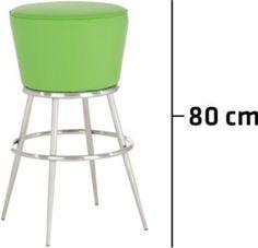 runder Edelstahl Barhocker LAOS, Sitzhöhe 80 cm, mit Kunstlederbezug - aus bis zu 12 Farben wählen - Polsterstärke 26 cm, einfach bequem sitzen Jetzt bestellen unter: https://moebel.ladendirekt.de/kueche-und-esszimmer/bar-moebel/barhocker/?uid=bea1a2a5-92e6-5d49-81ef-a092b5b7b1cb&utm_source=pinterest&utm_medium=pin&utm_campaign=boards #barhocker #kueche #stehtische #esszimmer #barmoebel
