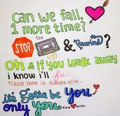 It's Gotta Be You by One Direction