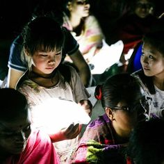 Not just light. An opportunity to illuminate their home. To study after dark. To light a path for the future, safely and sustainably. That's what @adventurersforchange brought to families without electricity in Nepal. Thank you! ✨