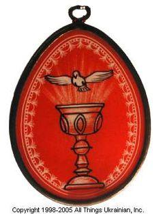 Stained glass Easter Egg Pysanky # UA05-2047 from Ukraine. http://www.allthingsukrainian.com