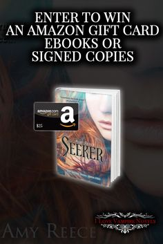 Win a $25 Amazon Gift Card, Signed Paperbacks or eBooks from Author Amy Reece