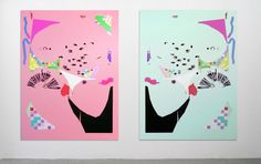 Bob Eikelboom wins the Royal Award for Modern Painting - Medusa 2014