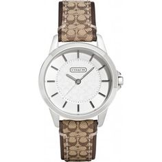 Coach 14501525 Ladies Classic Signature Brown Watch Coach https://www.amazon.com/dp/B00C6PA9SA/ref=cm_sw_r_pi_dp_x_c0O5xb2F378EC