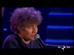 IL MIO CANTO LIBERO - Cocciante canta Battisti