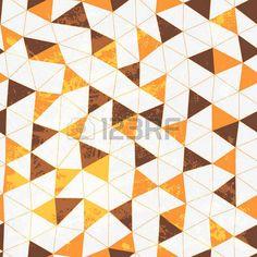 菱形のシームレスなパターン。